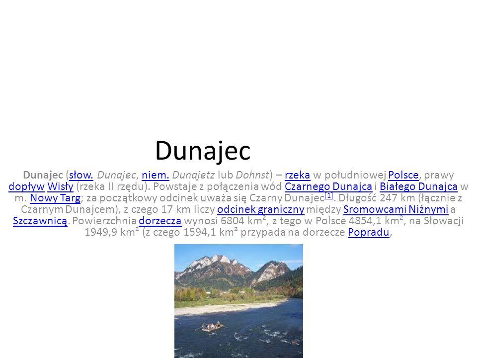 Dunajec