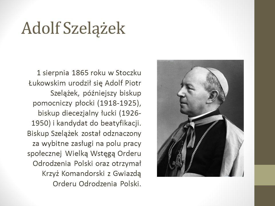 Adolf Szelążek