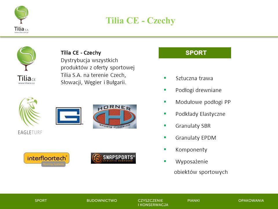 Tilia CE - Czechy Tilia CE - Czechy