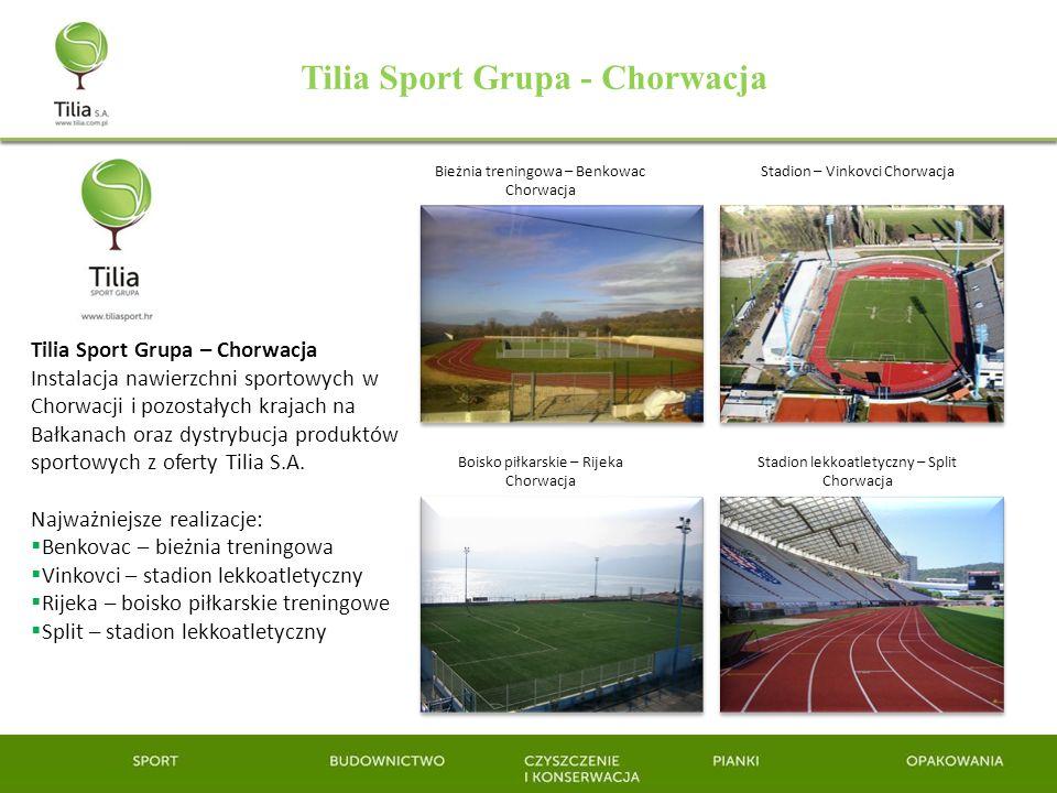 Tilia Sport Grupa - Chorwacja