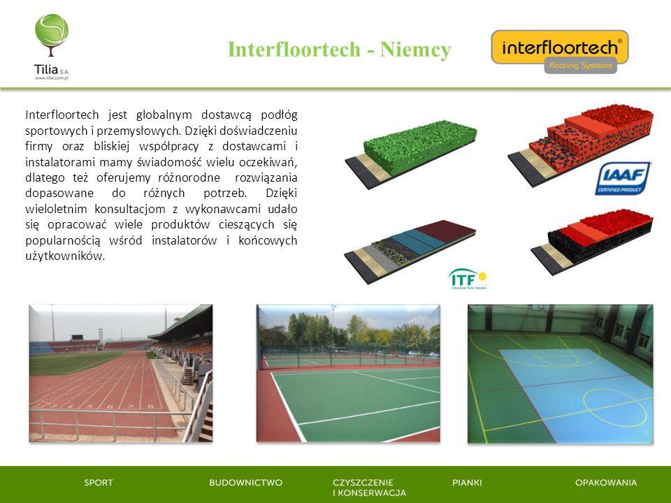 Interfloortech - Niemcy