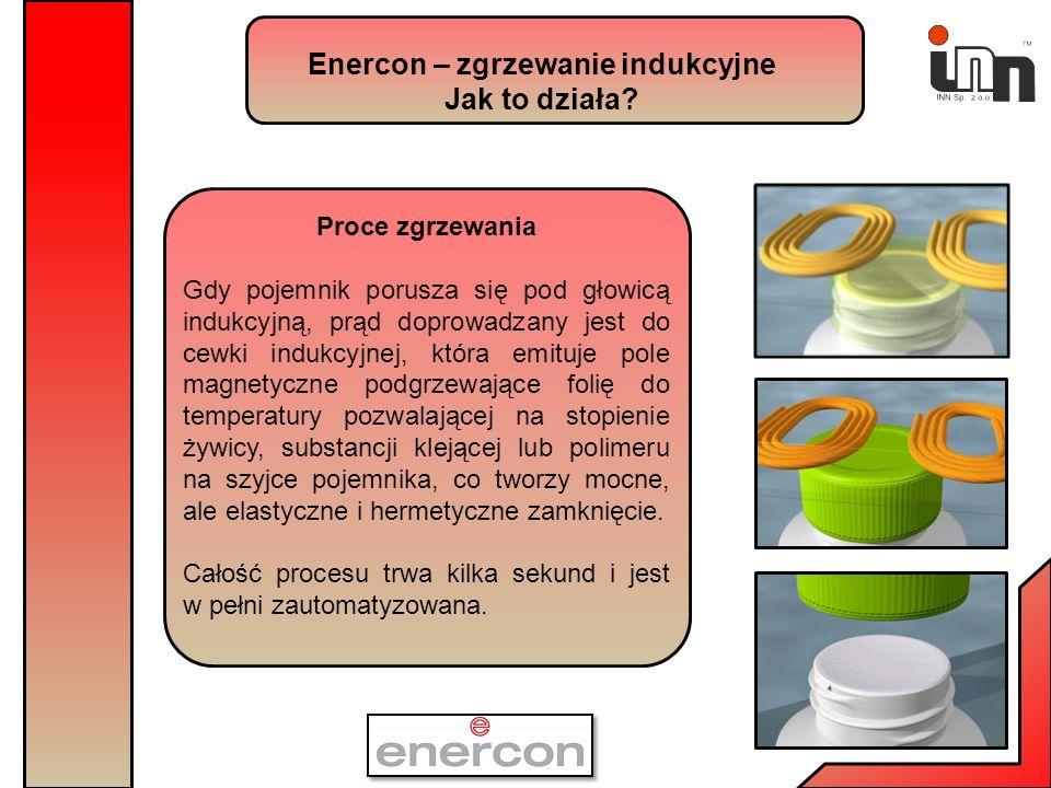 Enercon – zgrzewanie indukcyjne