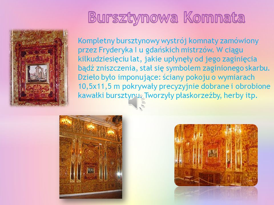 Bursztynowa Komnata