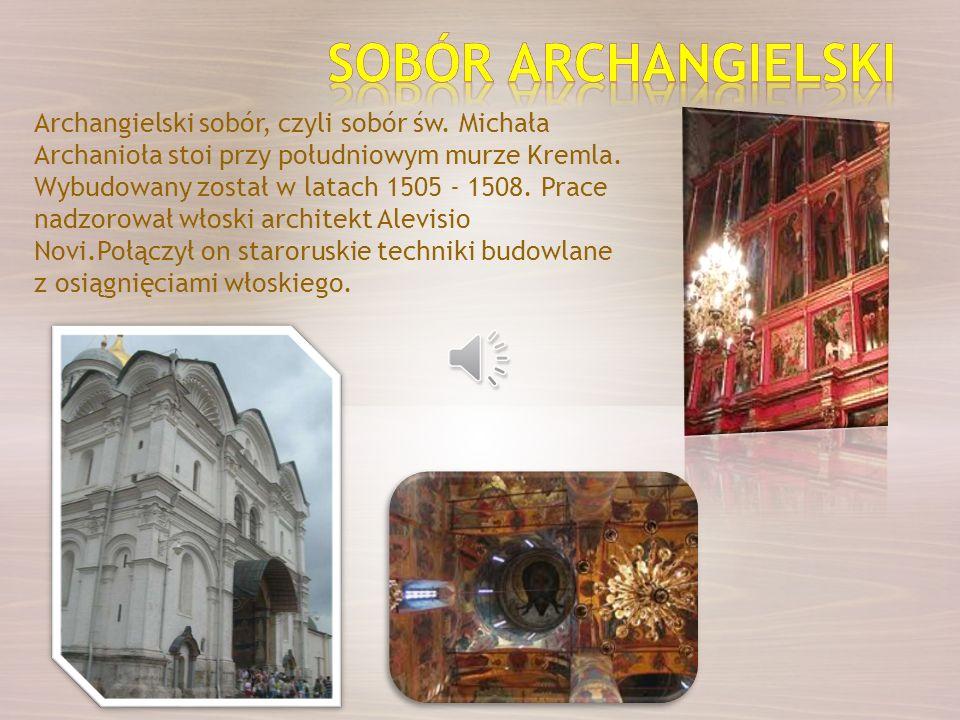 Sobór archangielski