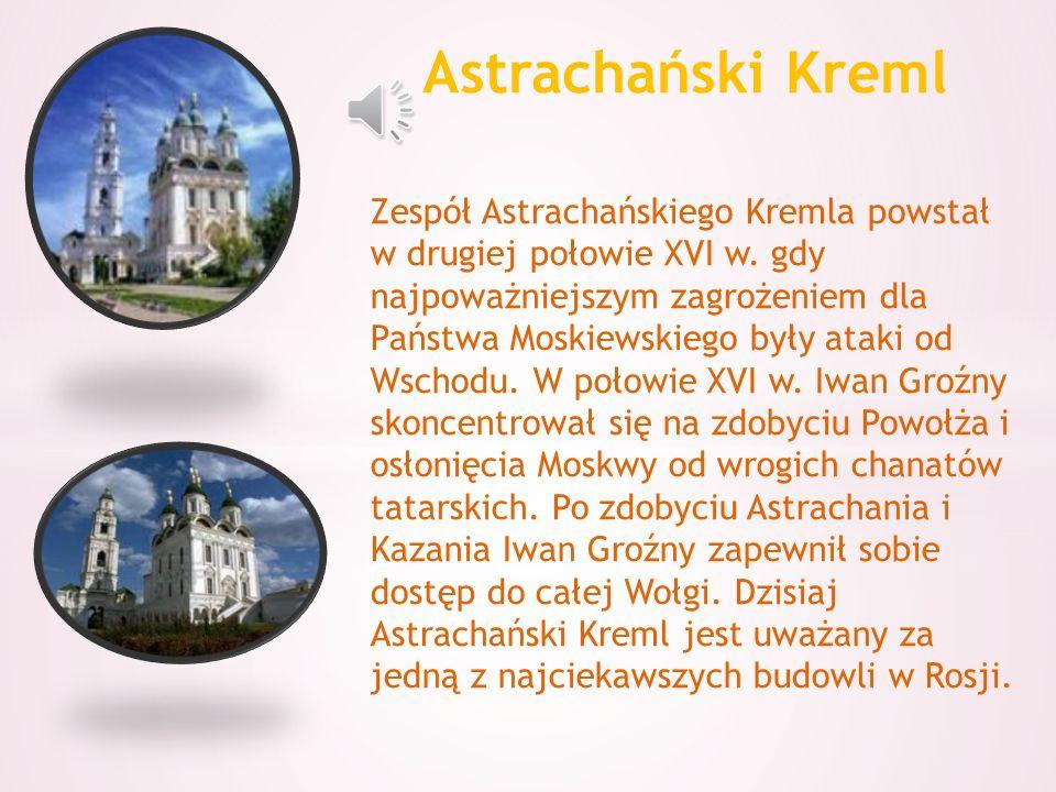 Astrachański Kreml