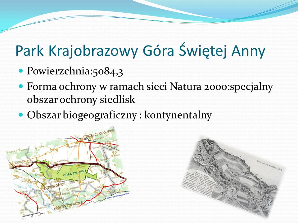 Park Krajobrazowy Góra Świętej Anny