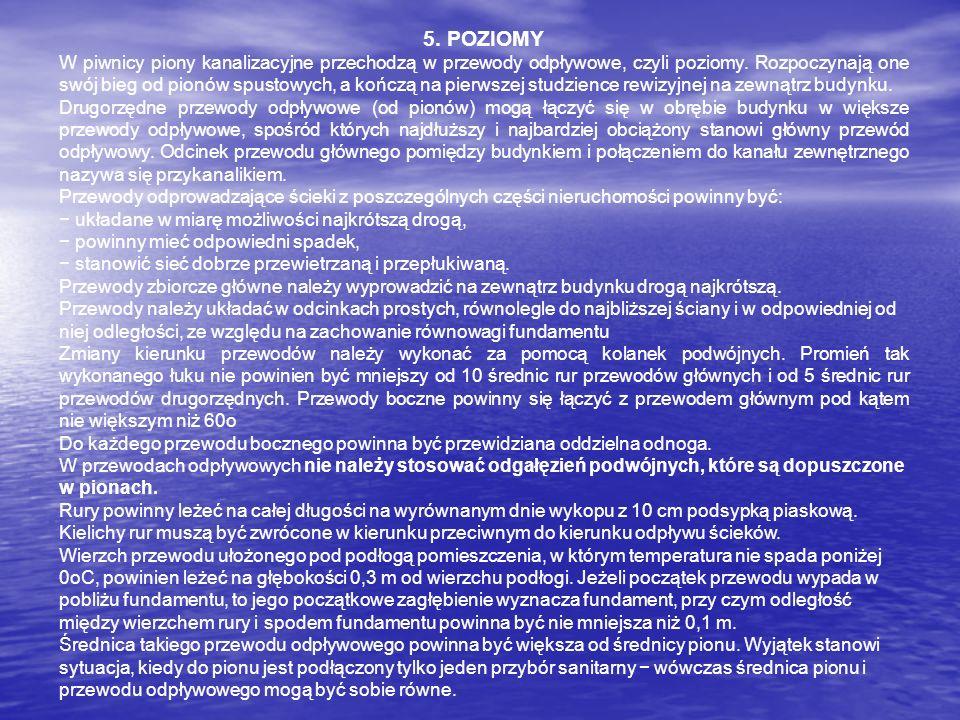 5. POZIOMY