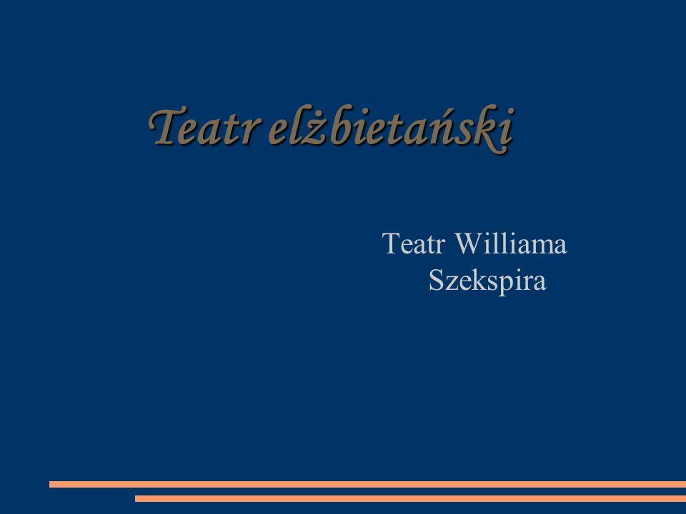 Teatr Williama Szekspira