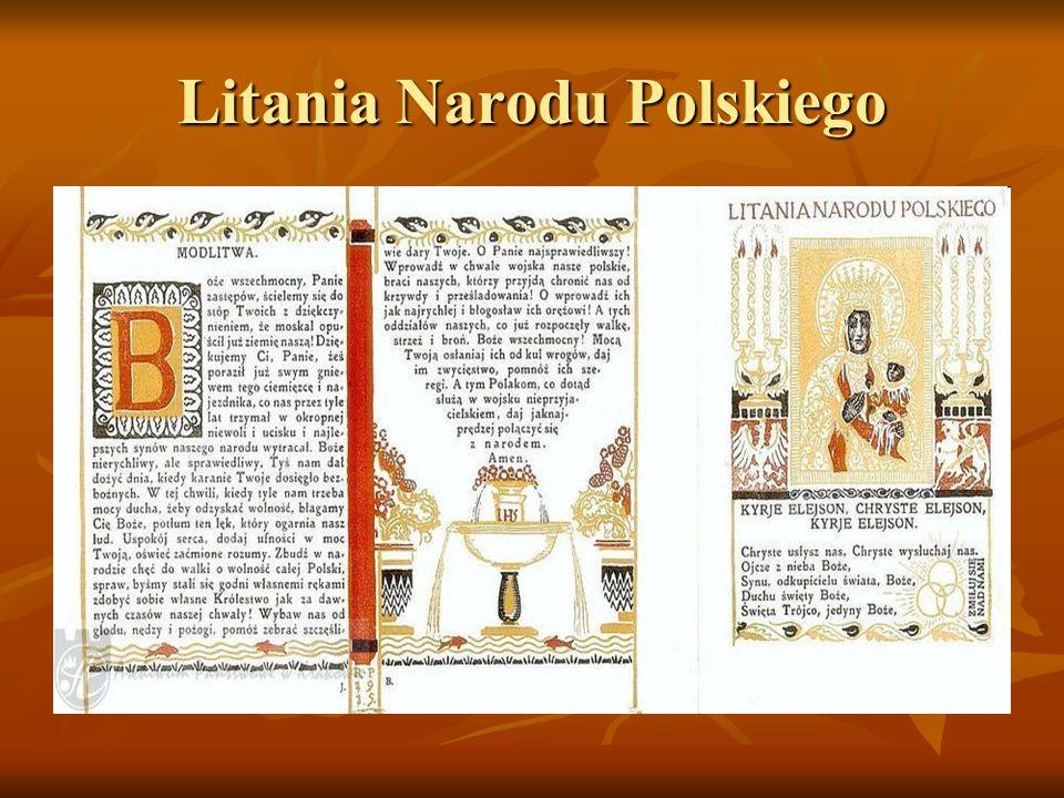 Litania Narodu Polskiego