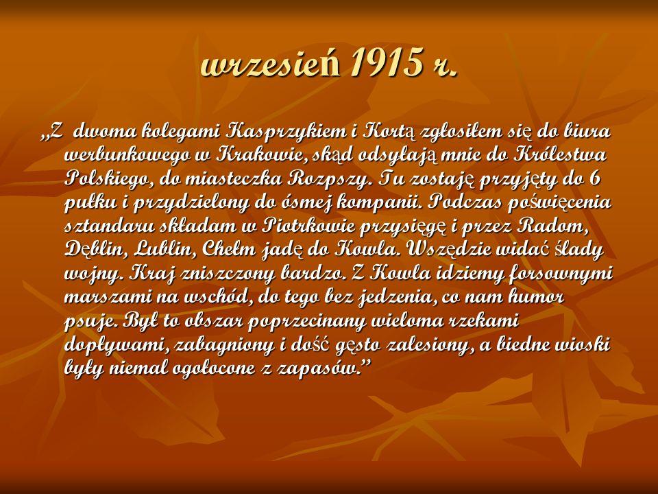 wrzesień 1915 r.