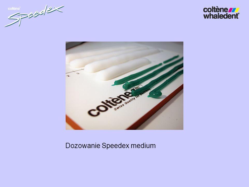 Dozowanie Speedex medium