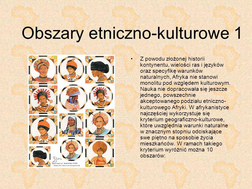 Obszary etniczno-kulturowe 1