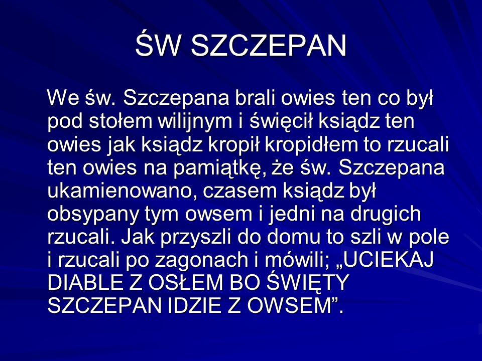 ŚW SZCZEPAN