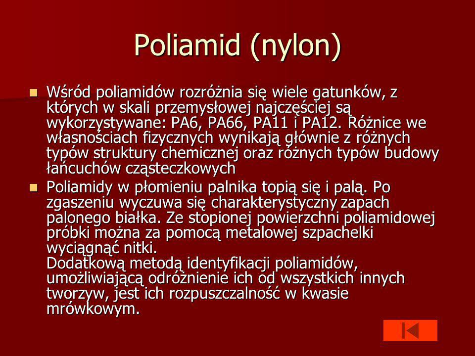 Poliamid (nylon)