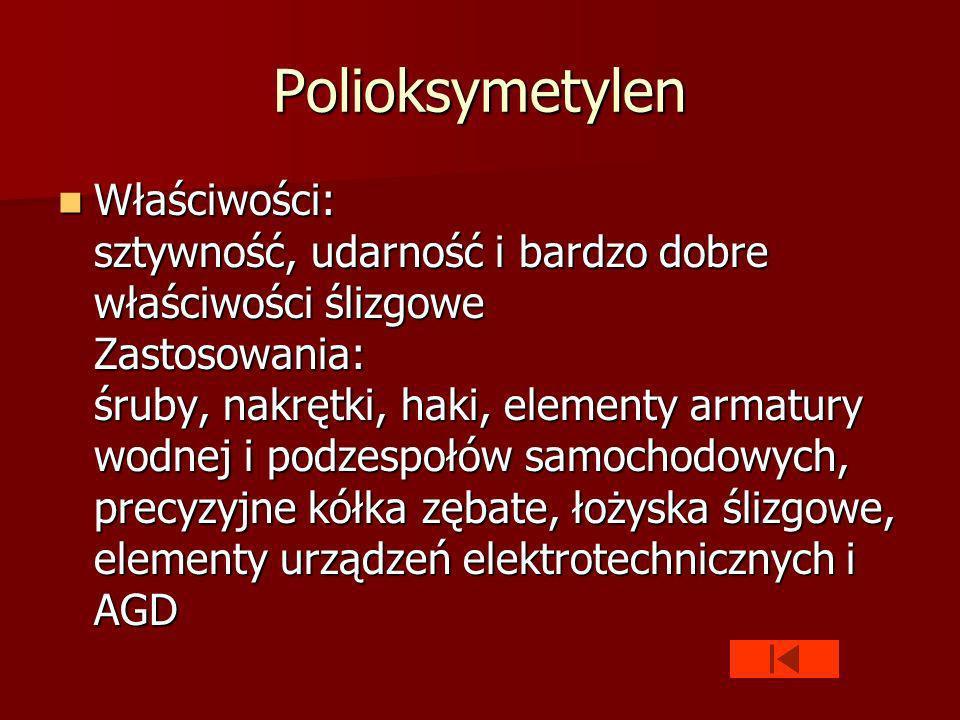 Polioksymetylen
