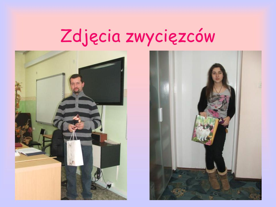 Zdjęcia zwycięzców
