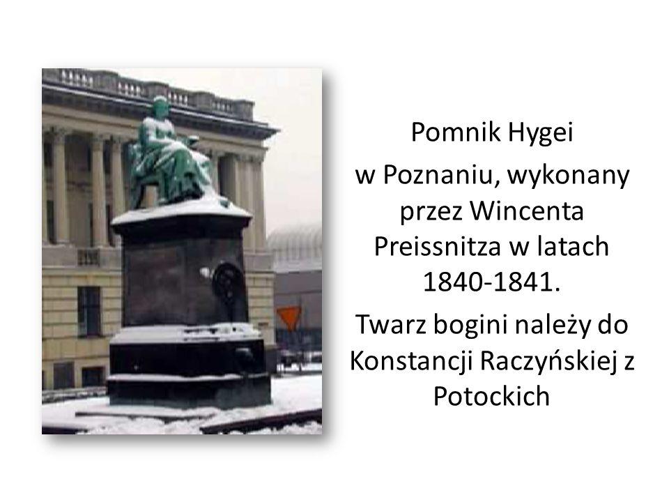 w Poznaniu, wykonany przez Wincenta Preissnitza w latach 1840-1841.
