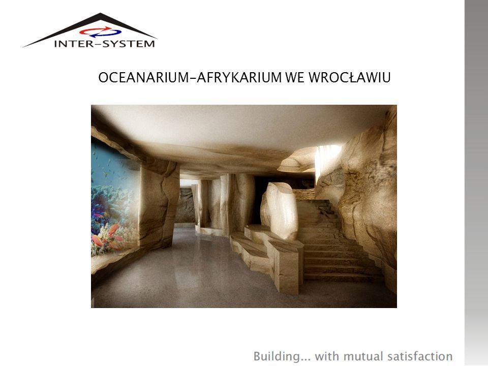 OCEANARIUM-AFRYKARIUM WE WROCŁAWIU