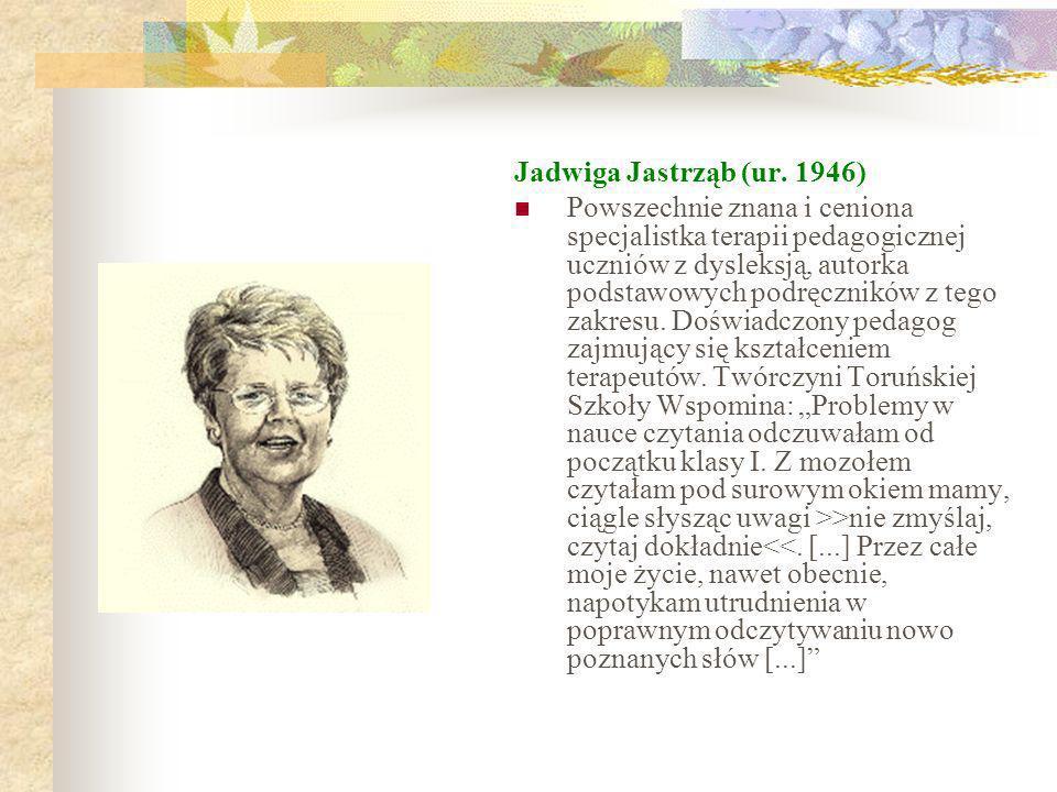 Jadwiga Jastrząb (ur. 1946)