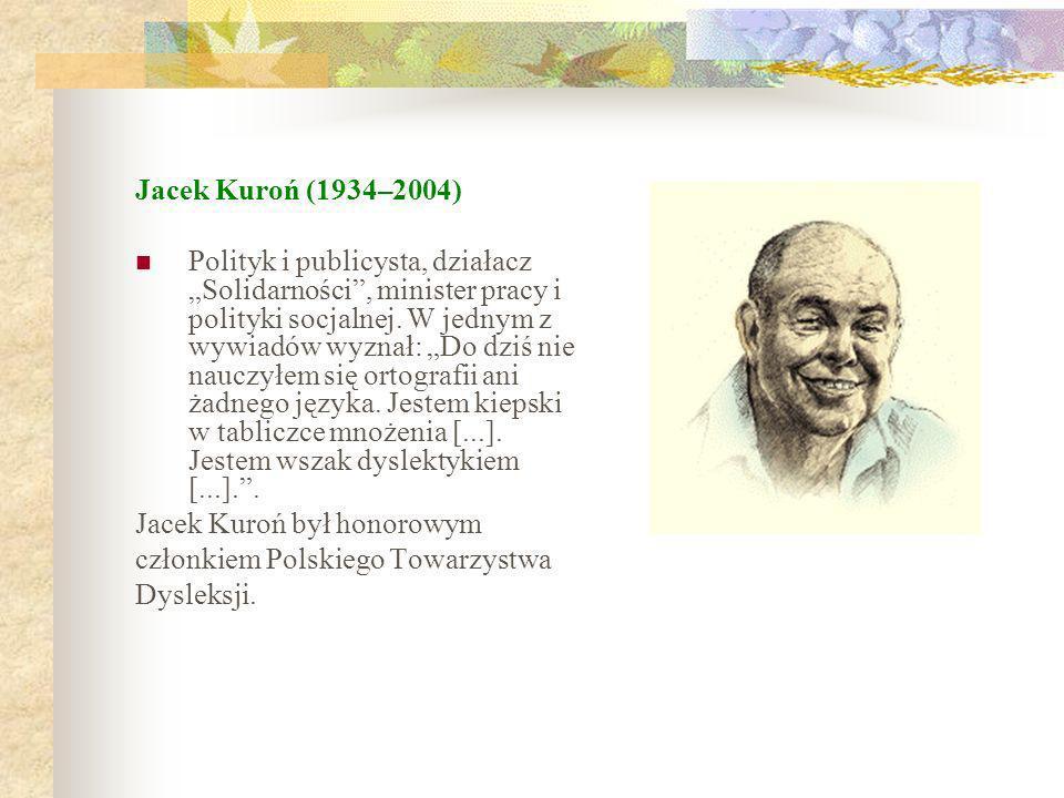 Jacek Kuroń (1934–2004)