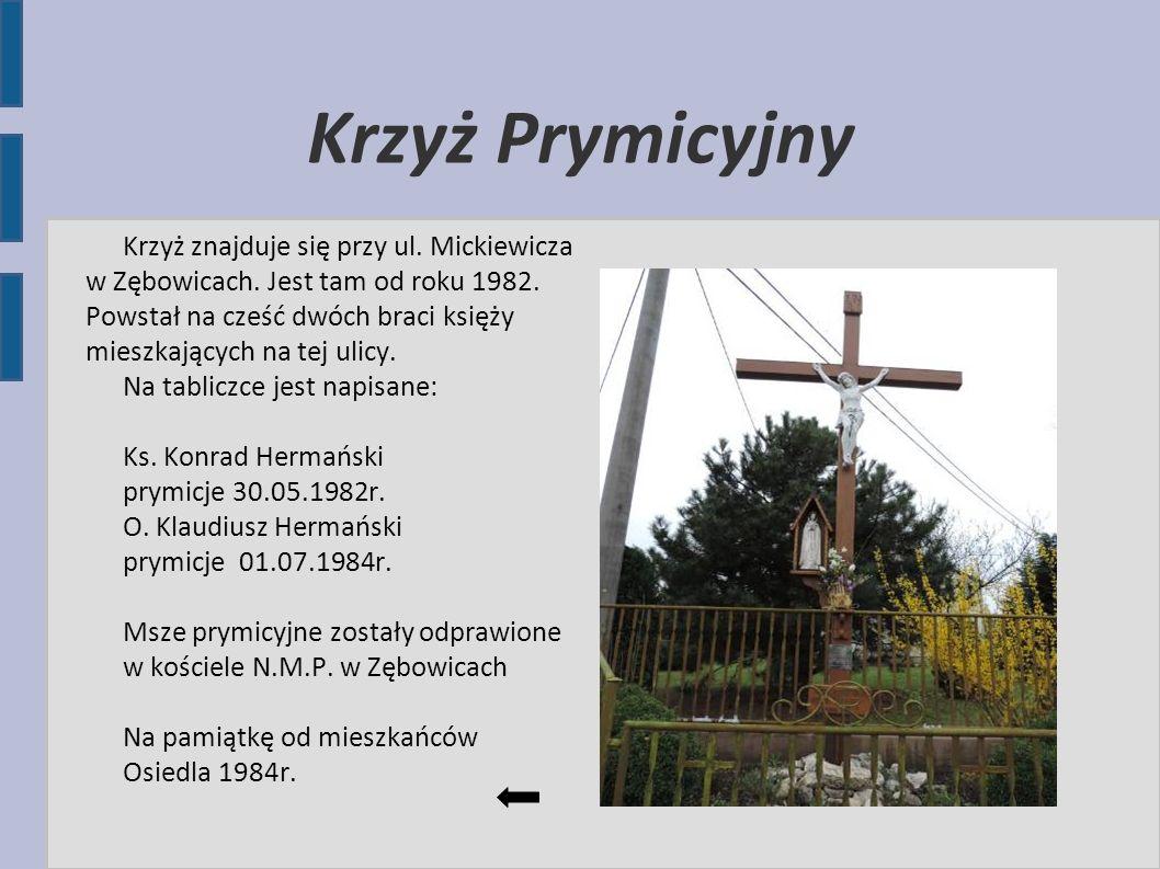 Krzyż Prymicyjny
