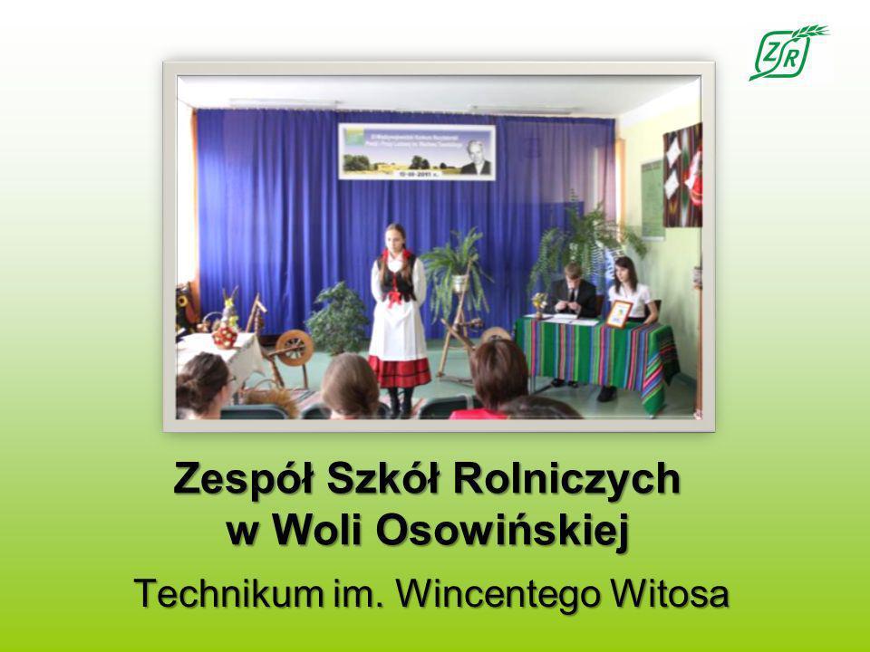 Zespół Szkół Rolniczych w Woli Osowińskiej