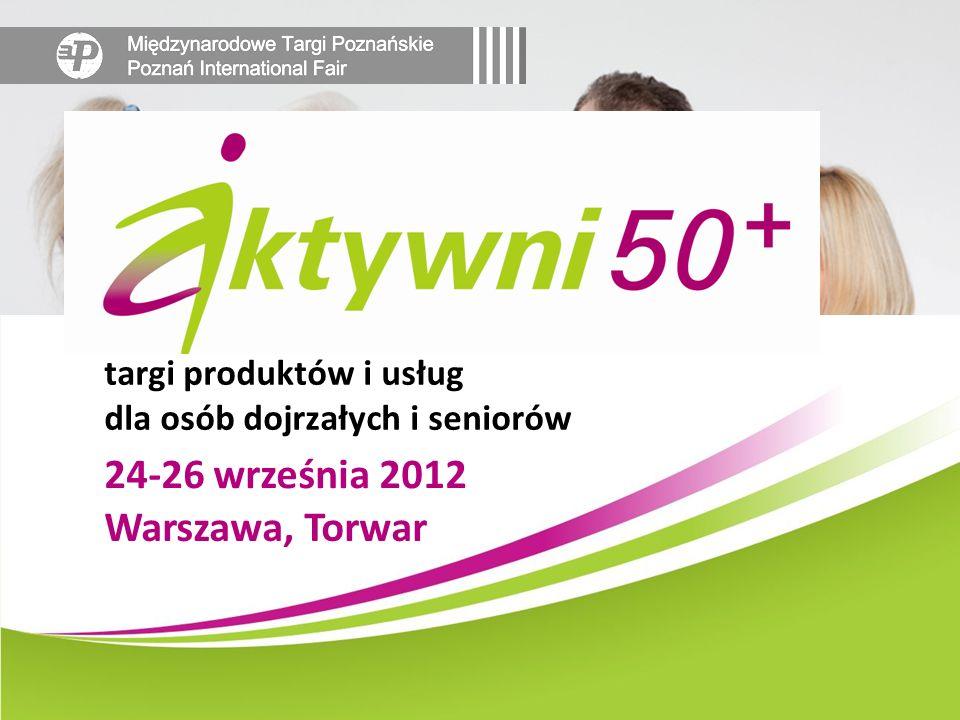 24-26 września 2012 Warszawa, Torwar