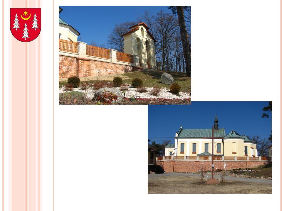 Prace inwestycyjne trwały pod nadzorem Wojewódzkiego Konserwatora Zabytków.