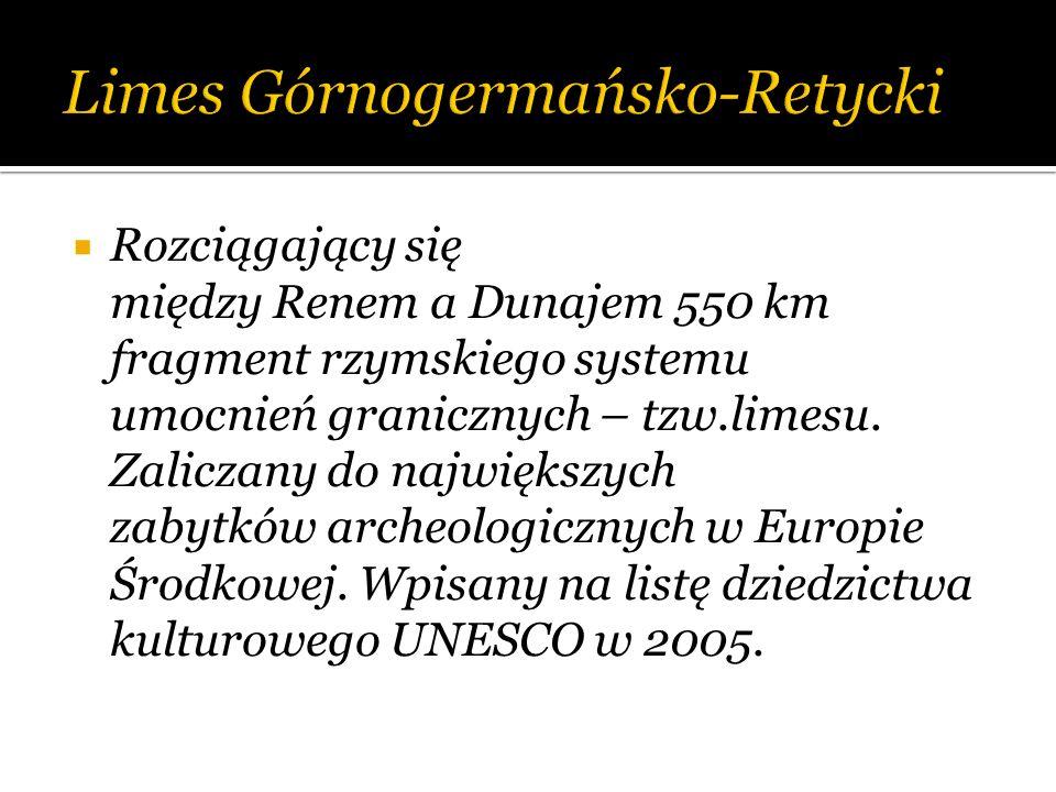 Limes Górnogermańsko-Retycki