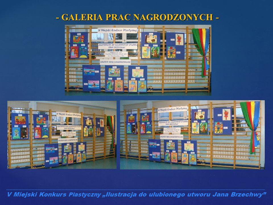 - GALERIA PRAC NAGRODZONYCH -