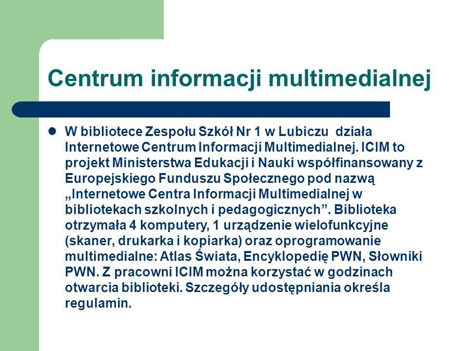 Centrum informacji multimedialnej