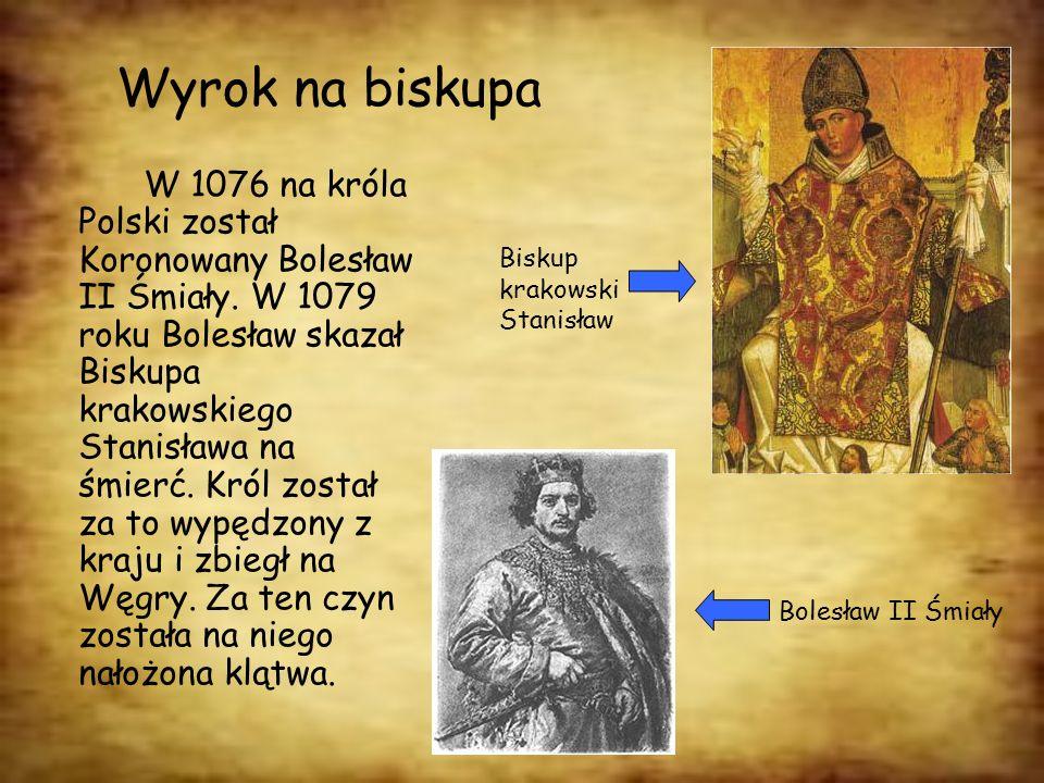 Wyrok na biskupa