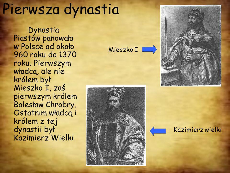 Pierwsza dynastia