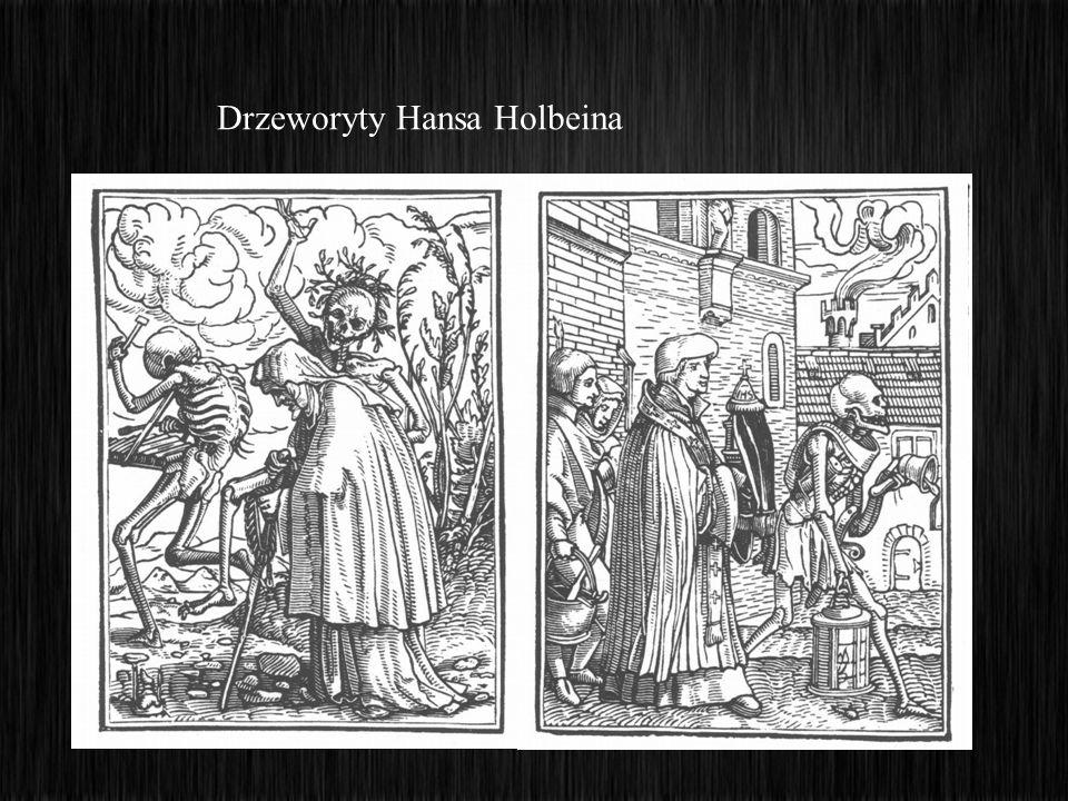 Drzeworyty Hansa Holbeina