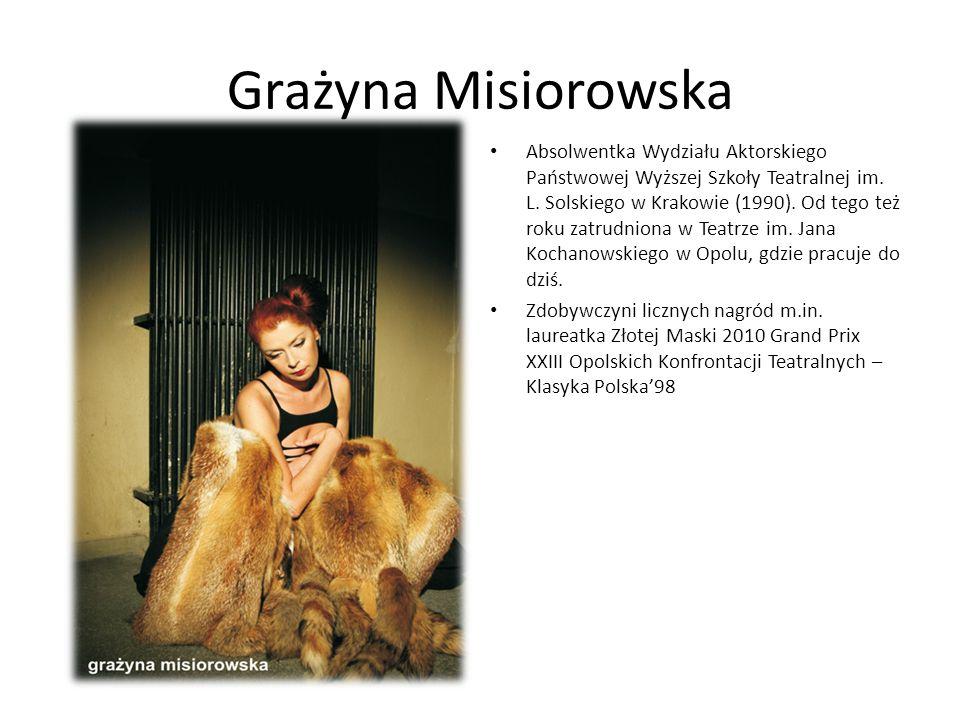 Grażyna Misiorowska