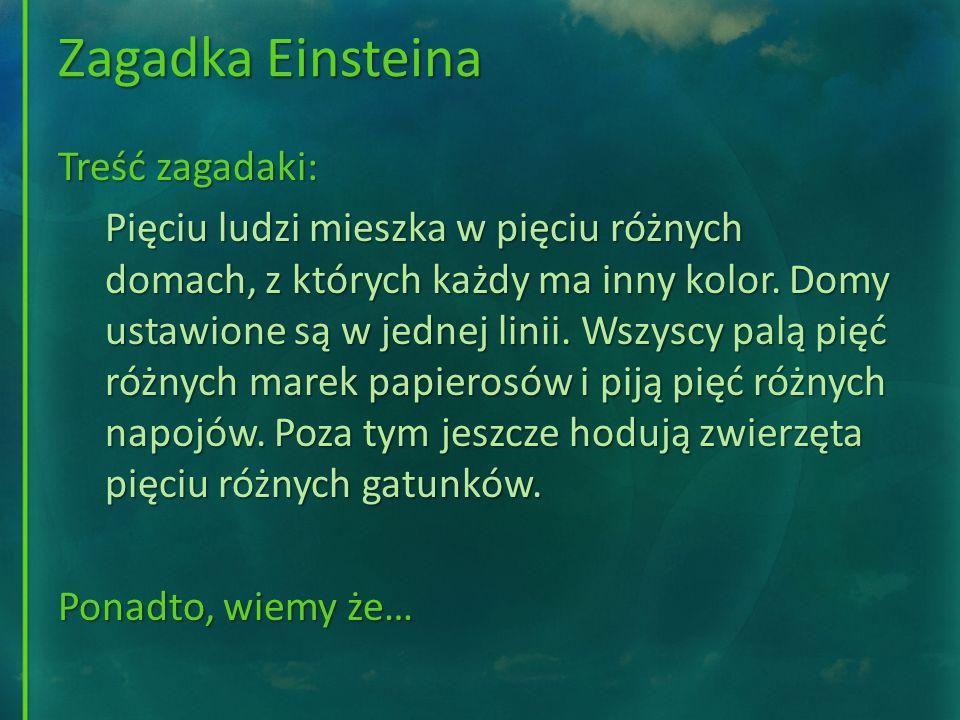 Zagadka Einsteina