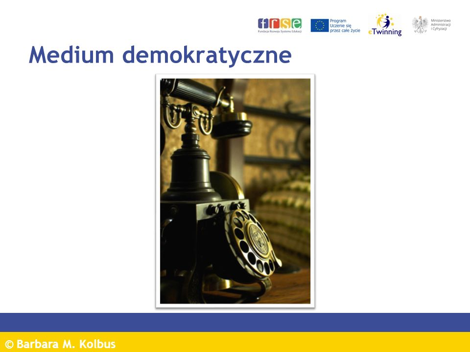 Medium demokratyczne