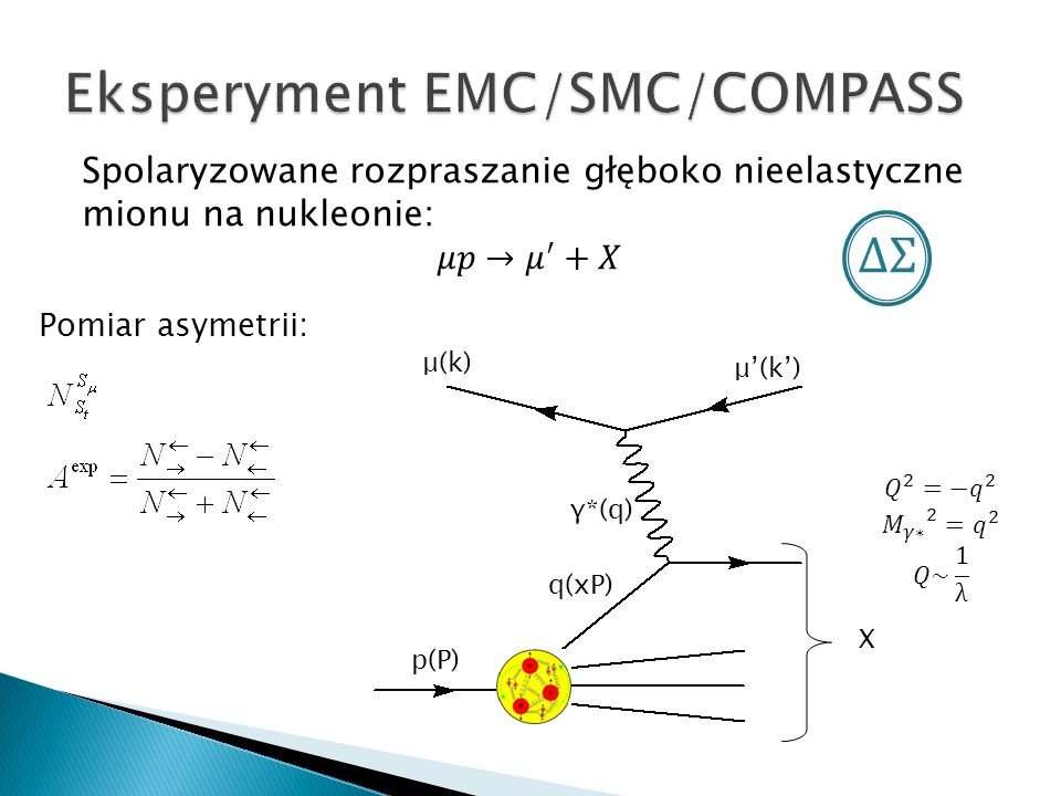 Eksperyment EMC/SMC/COMPASS