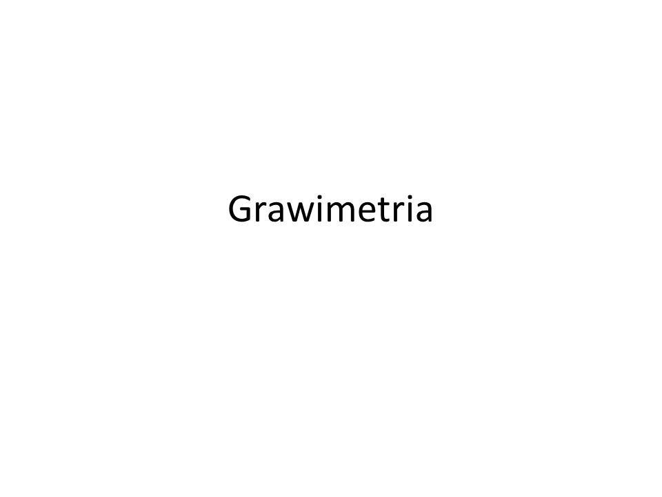 Grawimetria