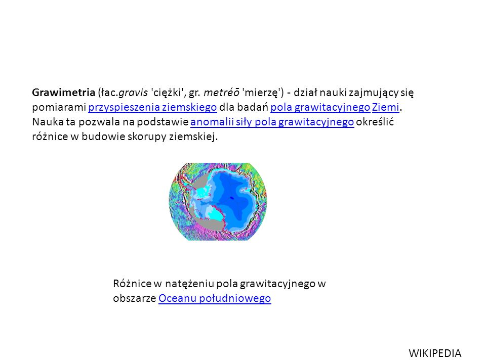 Grawimetria (łac. gravis ciężki , gr