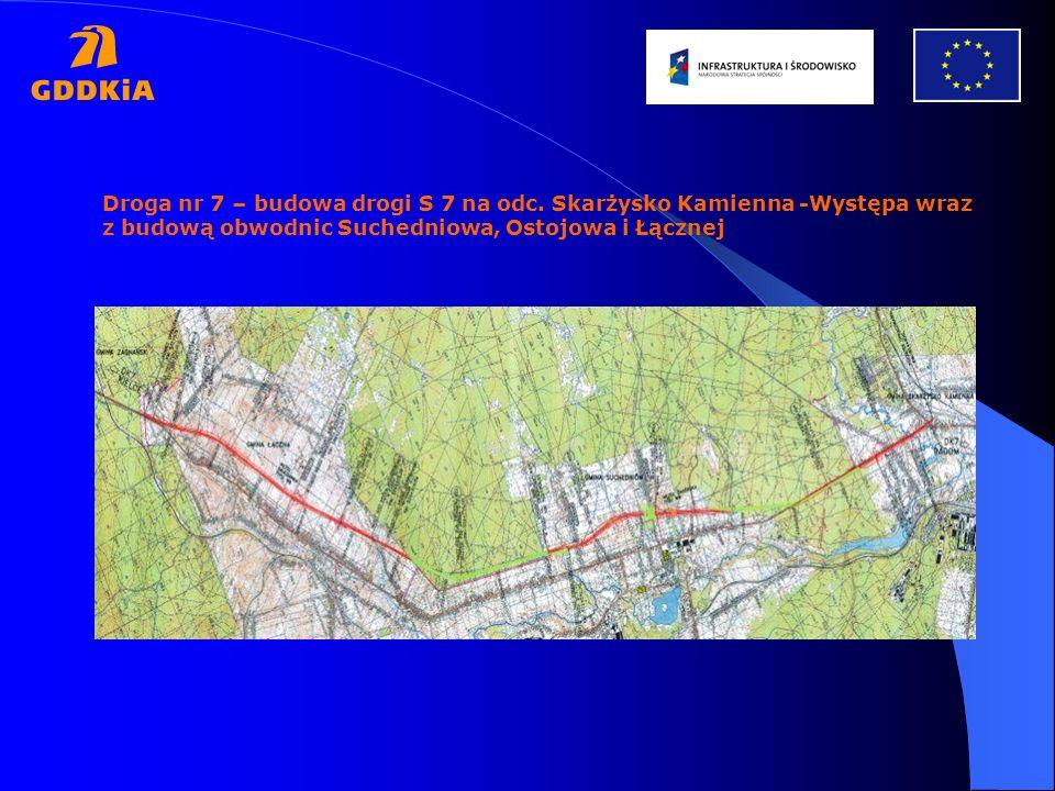 Droga nr 7 – budowa drogi S 7 na odc