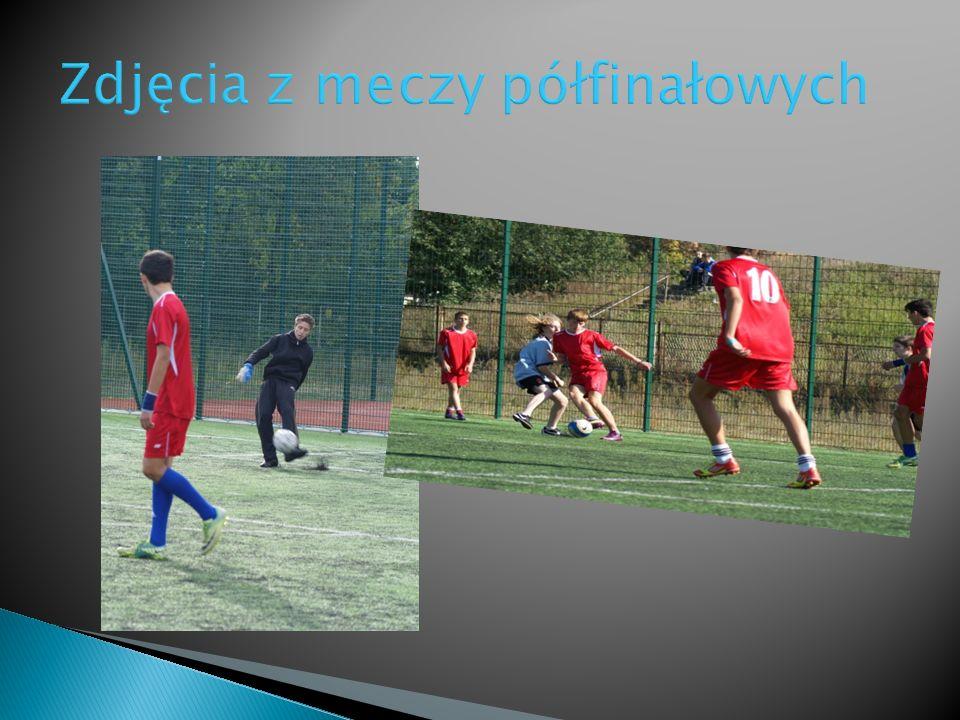 Zdjęcia z meczy półfinałowych