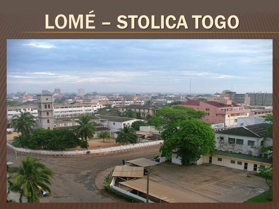 Lomé – Stolica Togo