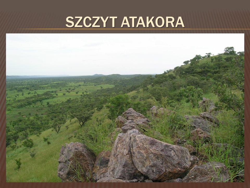 Szczyt Atakora