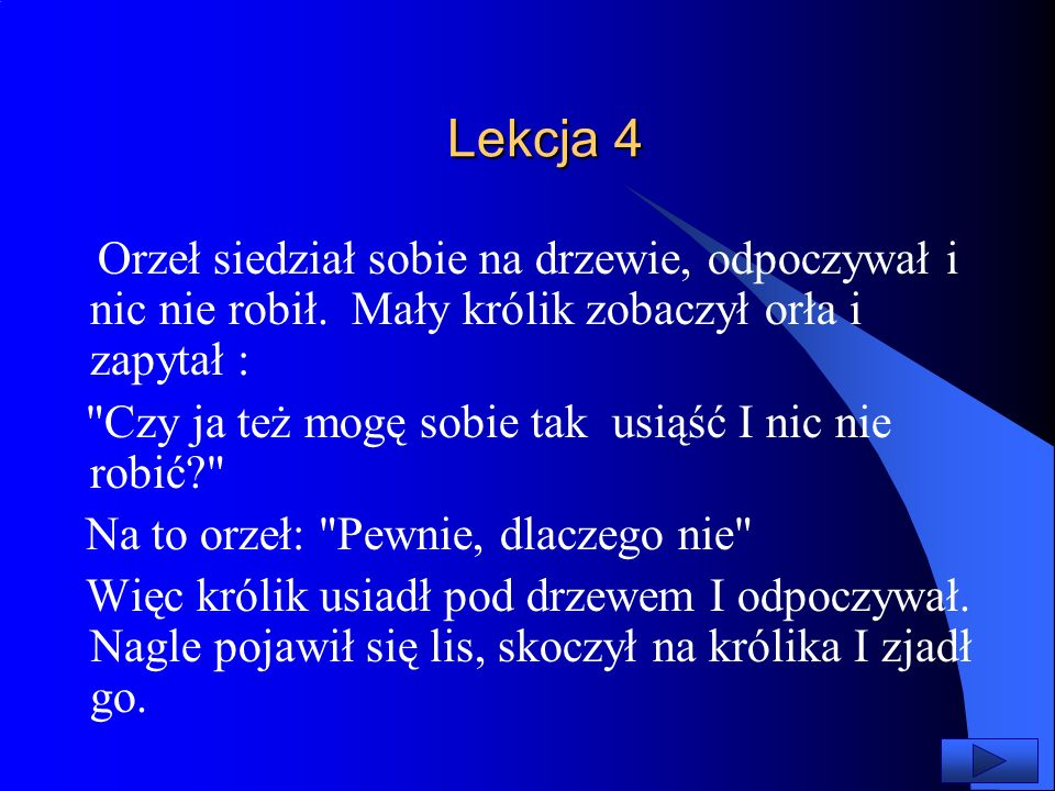 Lekcja 4
