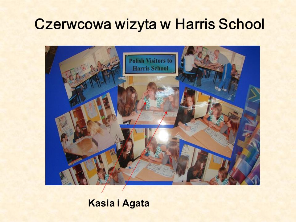 Czerwcowa wizyta w Harris School