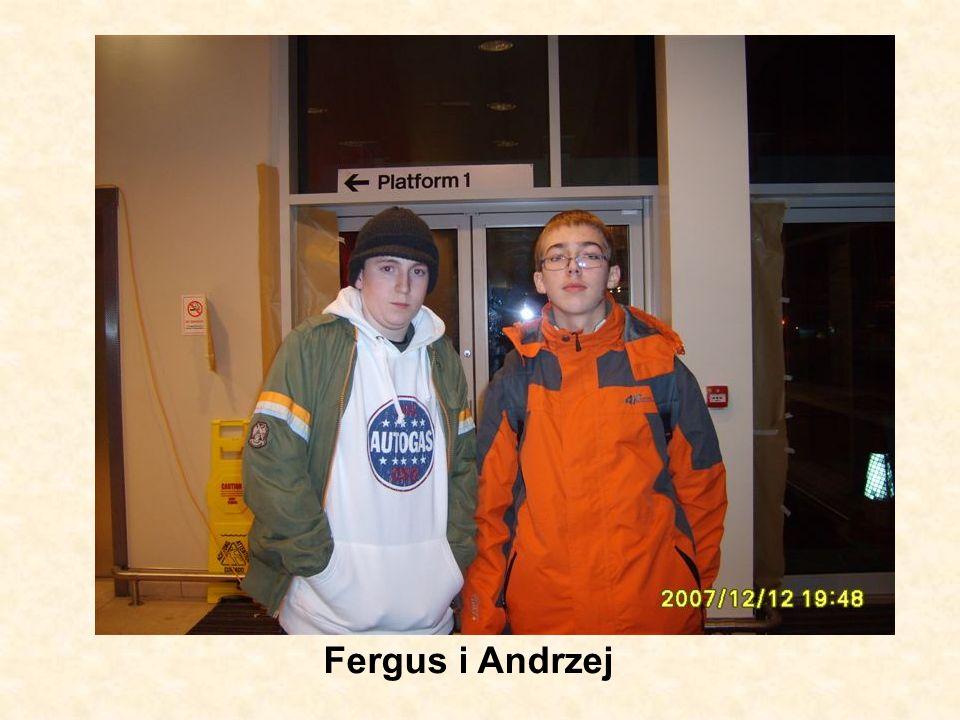 Fergus i Andrzej