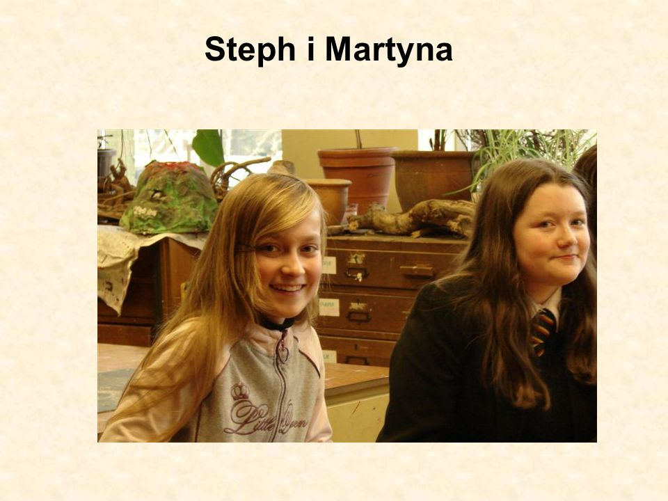 Steph i Martyna