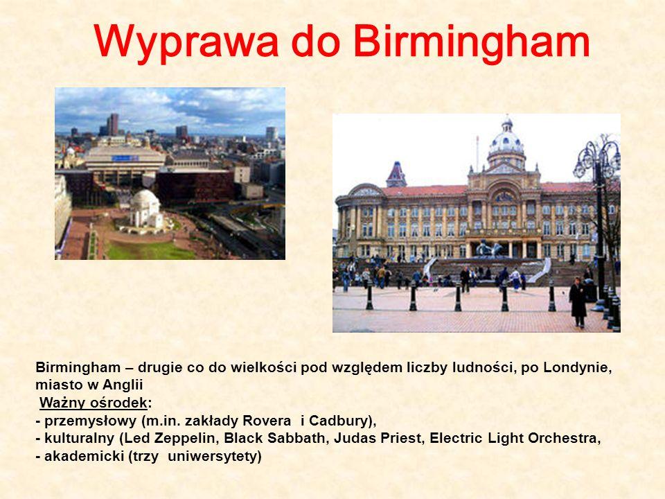 Wyprawa do Birmingham