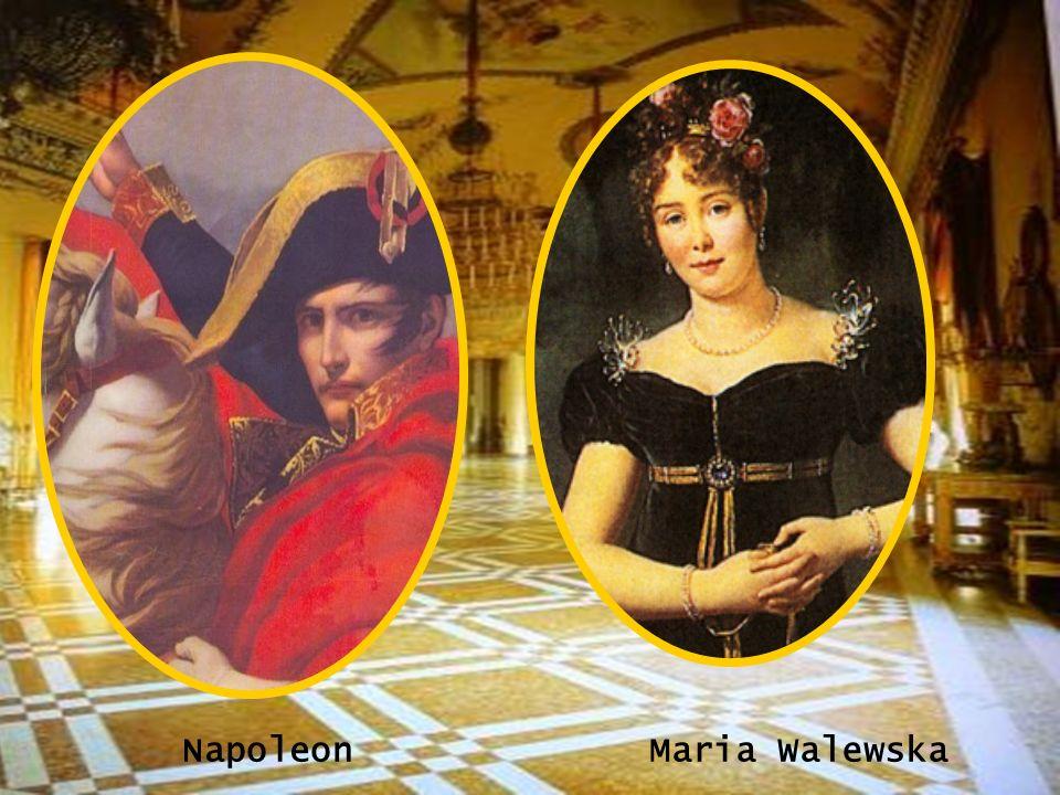 Napoleon Maria Walewska